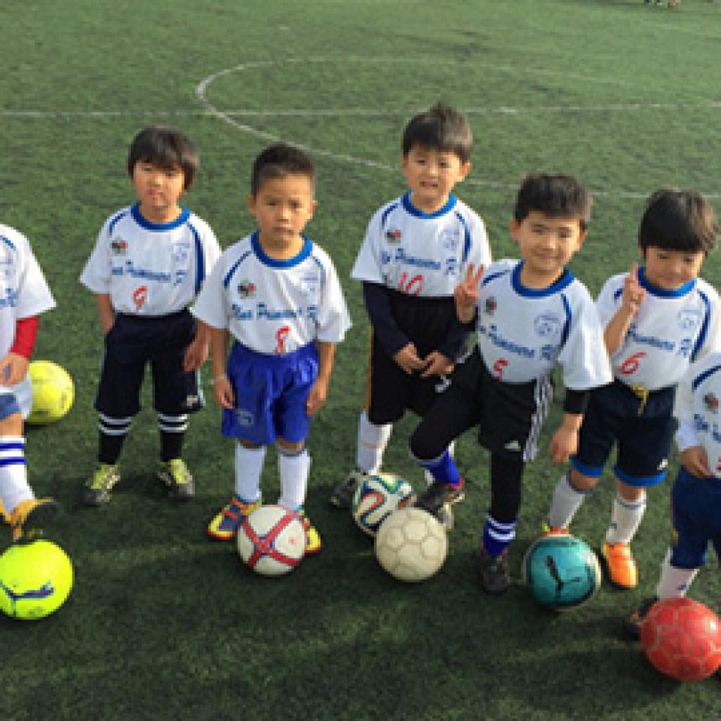 Una Primavera Football Club(東京都練馬区)