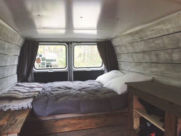 Custom Van Update