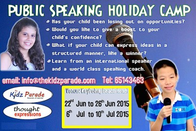 Holiday Camps Singapore