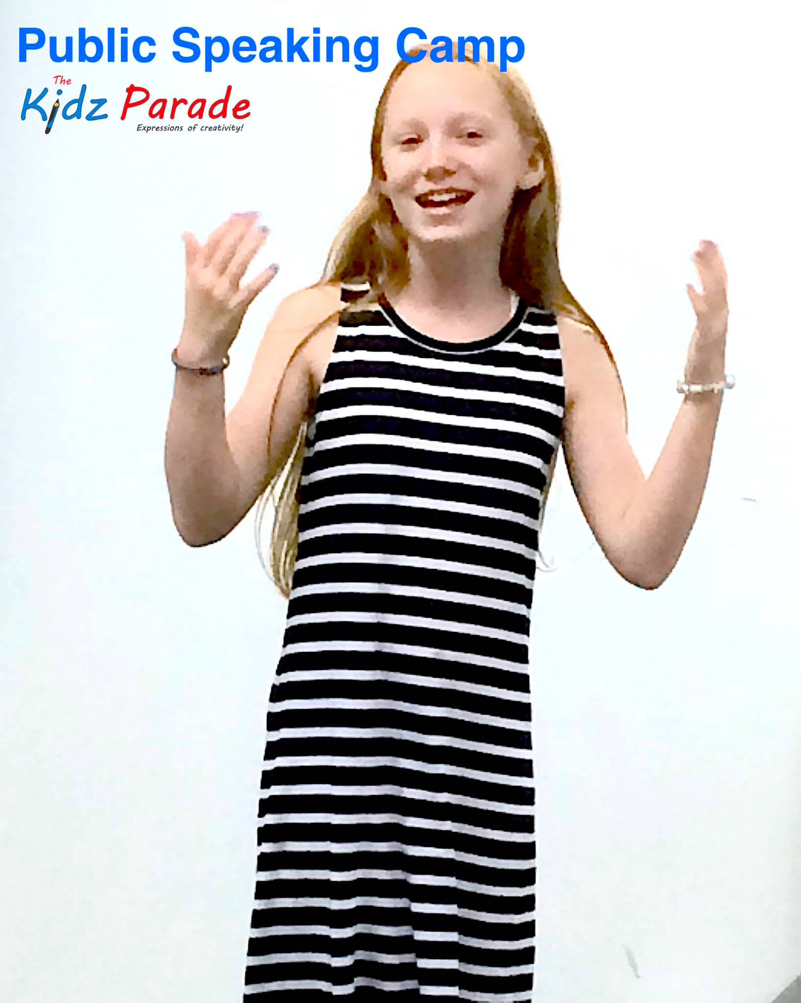 Public Speakig for children Singapore