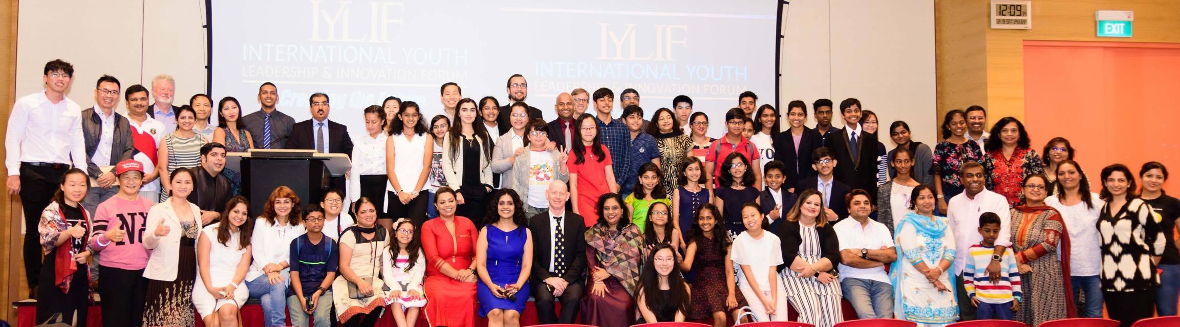 International Youth leadership and innovation forum IYLIF