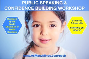 Public Speaking for children Singapore