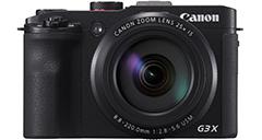 Canon公式より PowerShot G3X