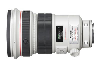 EF200mm F2L IS USM