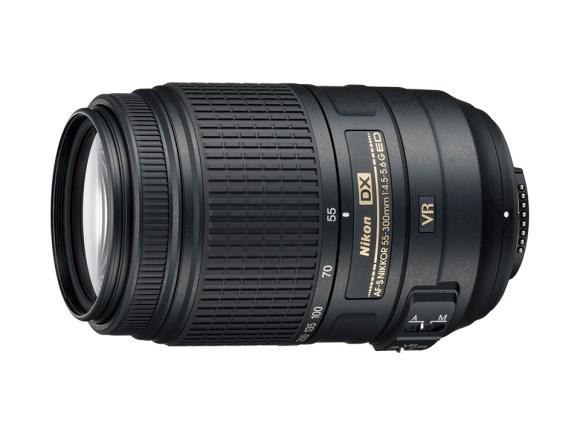 AF-S DX NIKKOR 55-300mm f4.5-5.6G ED VR