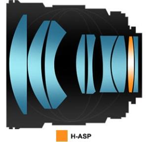 85mm F1.4 IF AS UMC-lens