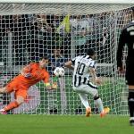 Juventus con un pie en la final de la Champion tras vencer 2-1 al Real