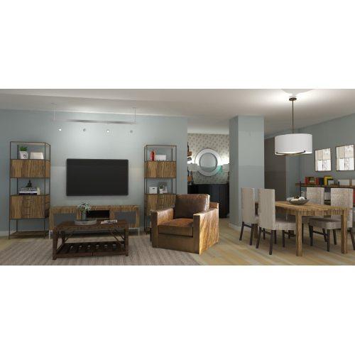 Medium Crop Of Transitional Living Room