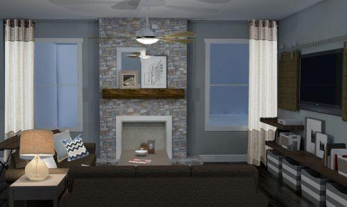 Medium Of Modern Interior Design Ideas Living Room