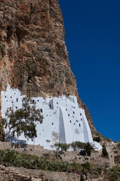 Chozoviotissa monastery, Amorgos Greece