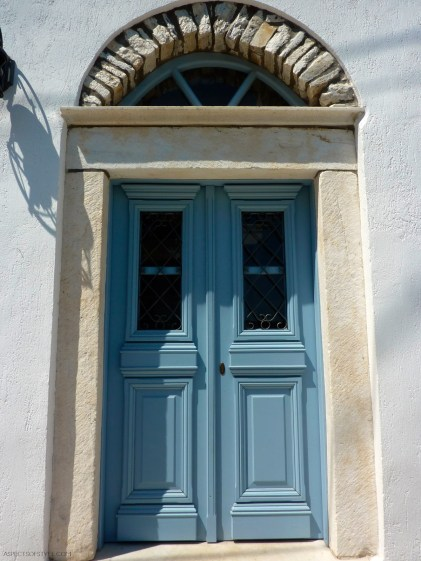 Apeiranthos, Naxos, Cyclades, Greece