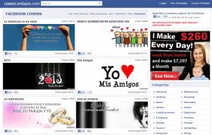 Portadas para Facebook en Ondapix Covers