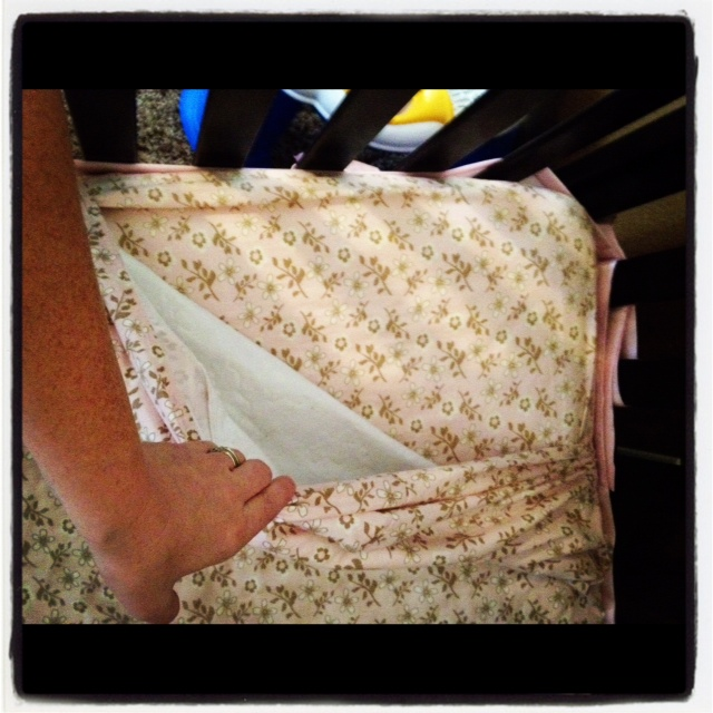 Layered Crib Sheets