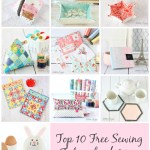 Top 10 Free Sewing Tutorials of 2015