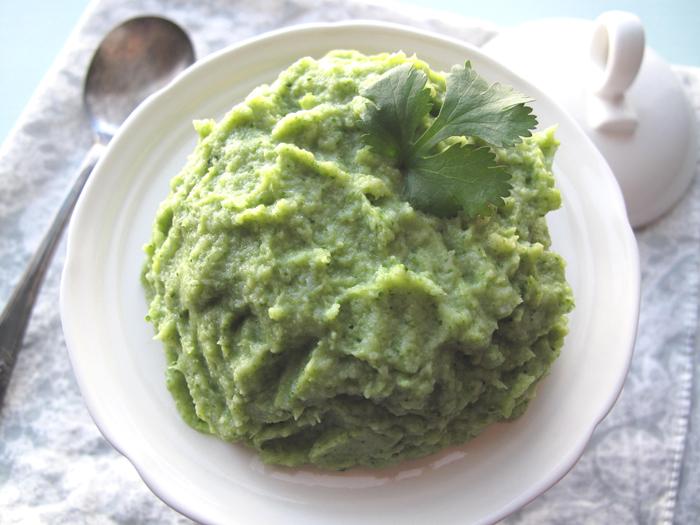 Paleo Broccoli Puree