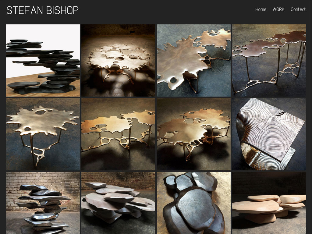 Online Interior Design Portfolio Websites   FolioHD Stephan Bishop