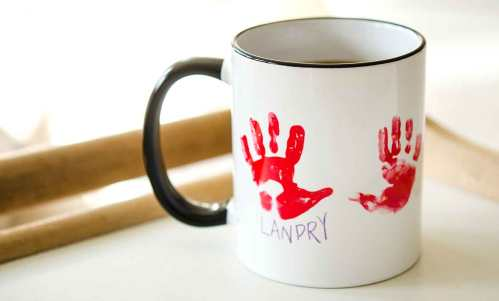 Medium Of Color Your Own Coffee Mug