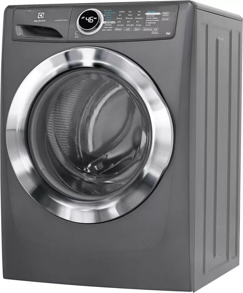 Wonderful Electrolux Washer Reviews Eflw417siw Electrolux Washing Machine Reviews 2018 Electrolux Luxcare Titanium Side View Electrolux Inch Front Load Washer houzz 01 Electrolux Washer Reviews