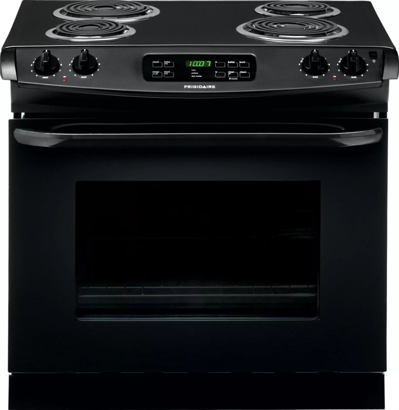 Large Of Drop In Stove