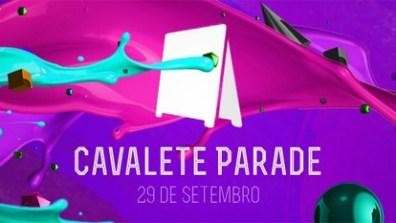 Cavalete Parade