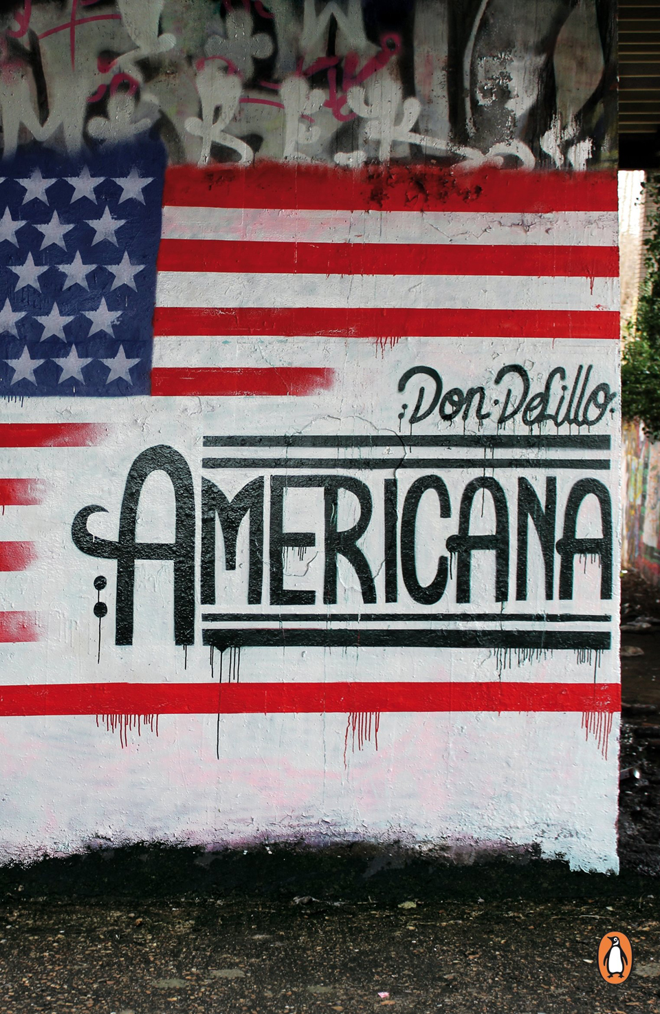 Americana (Don DeLillo) - Artista: Dr Henry Jekyll
