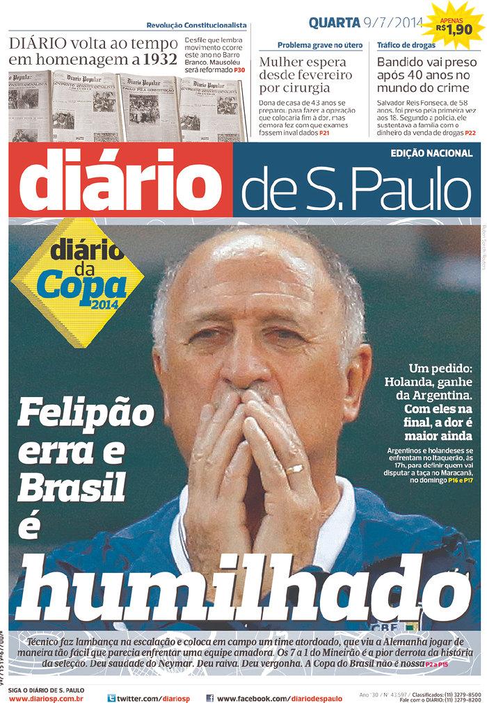 36 - Felipe misses and Brazil is humiliated