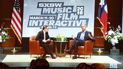 Evan Smith, editor-chefe do jornal The Texas Tribune, entrevista Barack Obama