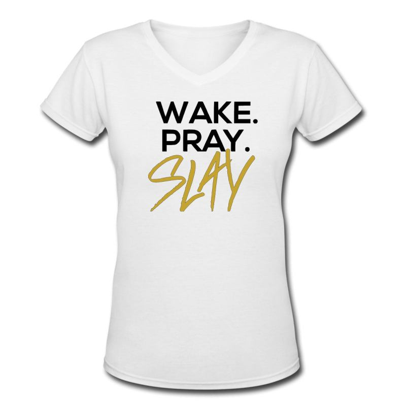 Large Of Wake Pray Slay