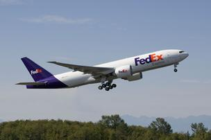 FedEx Corp. reported healthy first quarter earnings across the board today, but announced also announced a shipping rate increase.</p><br /> <p>