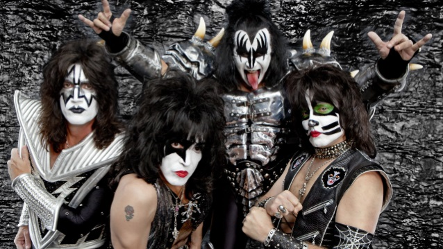 images for kiss band