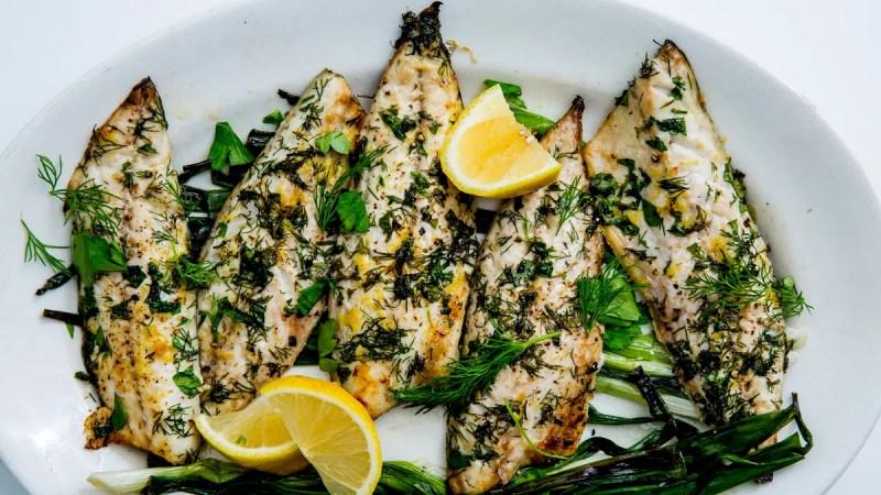Large Of Spanish Mackerel Recipe