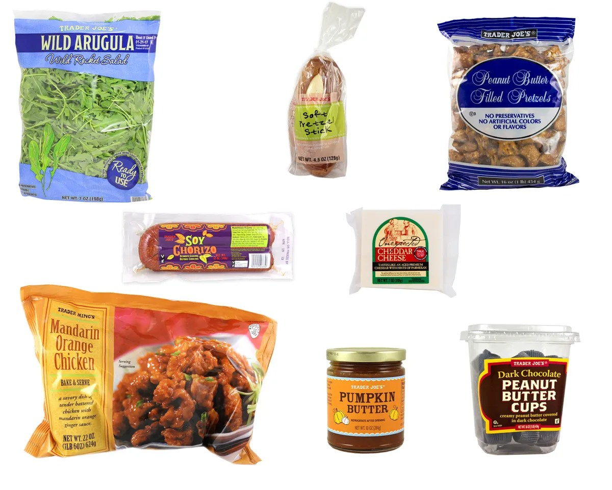Glancing Most Trader Products 2016 Bon Appetit Trader Joe S Orange Ken Recipe Trader Joe S Orange Ken Nutrition nice food Trader Joes Orange Chicken