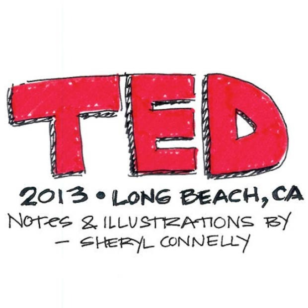 Sheryl Connelly's 2013 TED Notes