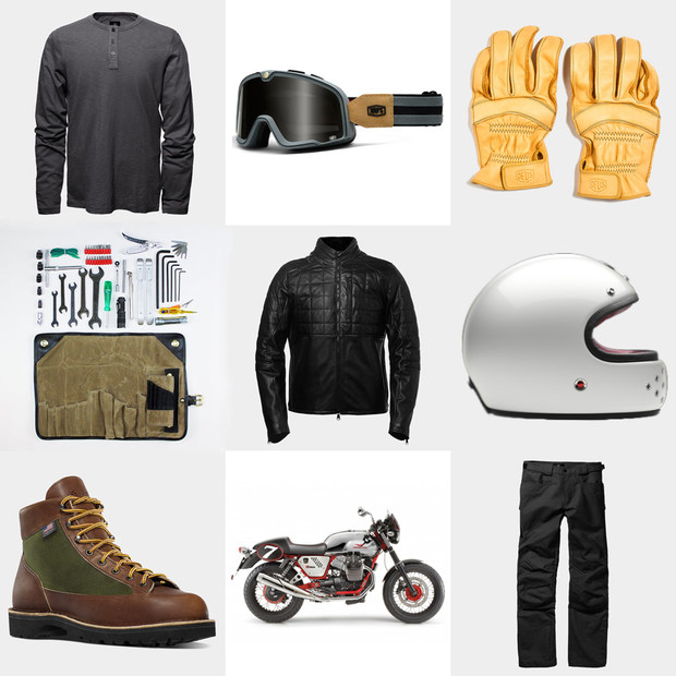 Zen and the Art of Motorcycle Gear