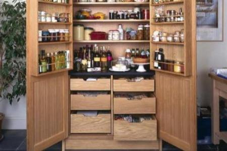 design and ideas for kitchen pantry / design bookmark #4071