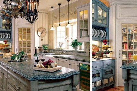 french country kitchen decor