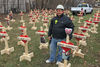 NIU Also Affected By City's Crime, Says Student Who Invited Cross Builder
