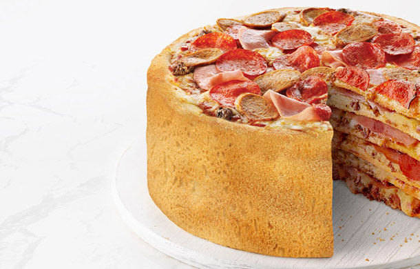 The Weirdest Fast-Food Mashups in America