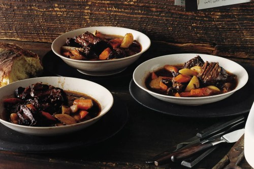 Medium Of Hearty Beef Stew