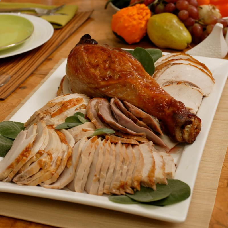Large Of How To Carve A Turkey Breast
