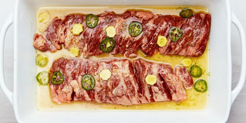 Large Of Beef Tenderloin Marinade