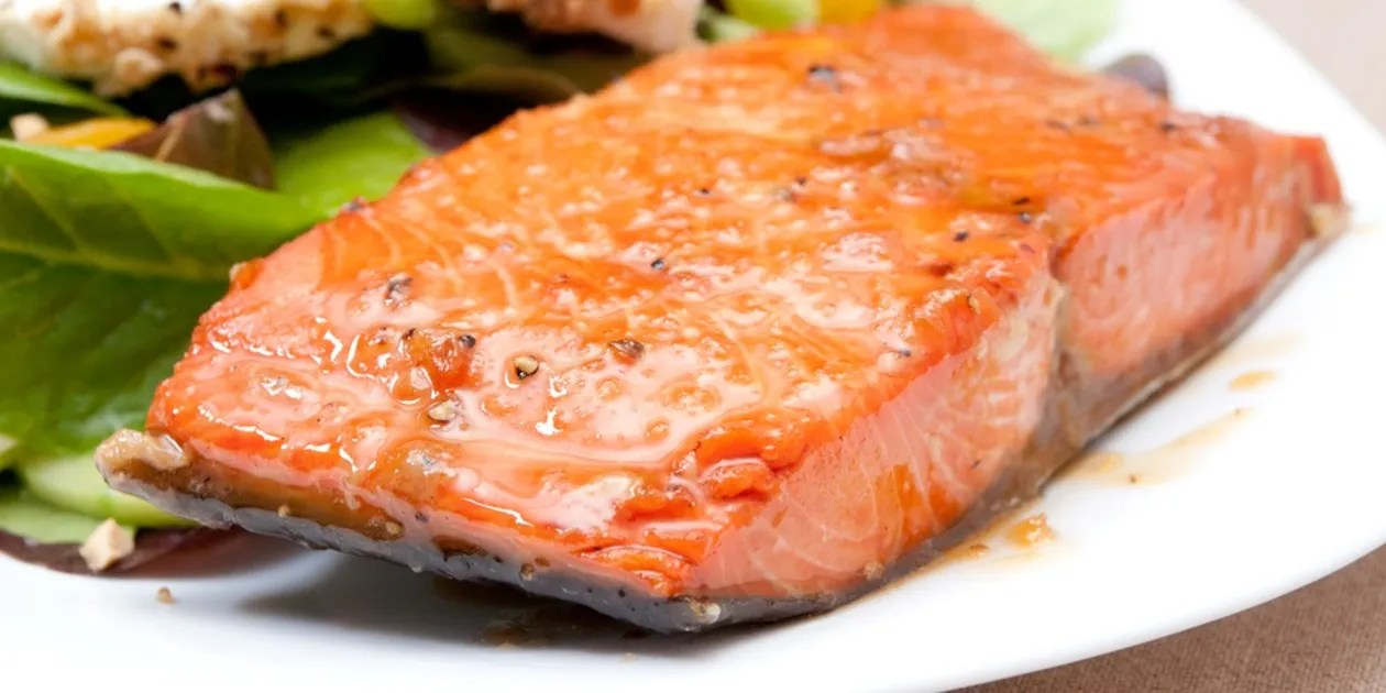 Fun Soy Glazed Salmon Recipe What Goes Good Salmon Cakes Salmon Croquettes What Goes Good Breakfast Honey nice food What Goes Good With Salmon