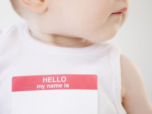 I want to change my two-year-old's name