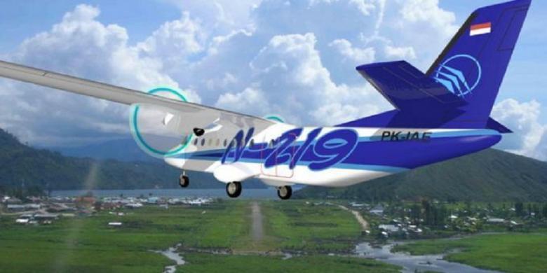 menristek thailand sudah pesan pesawat n219 buatan indonesia