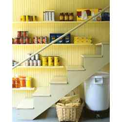 Small Crop Of Basement Storage Ideas