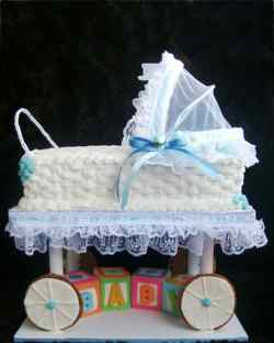 Small Of Baby Boy Shower Cakes