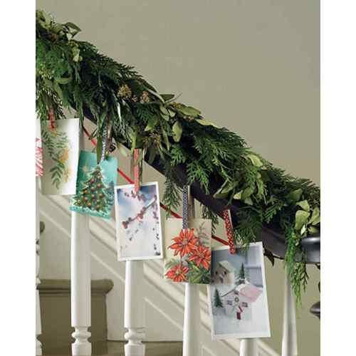 Medium Crop Of Christmas Garland Ideas