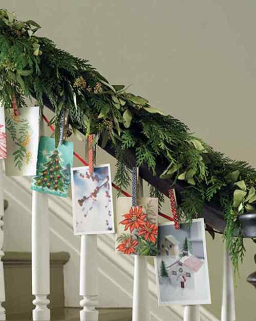 Medium Of Christmas Garland Ideas