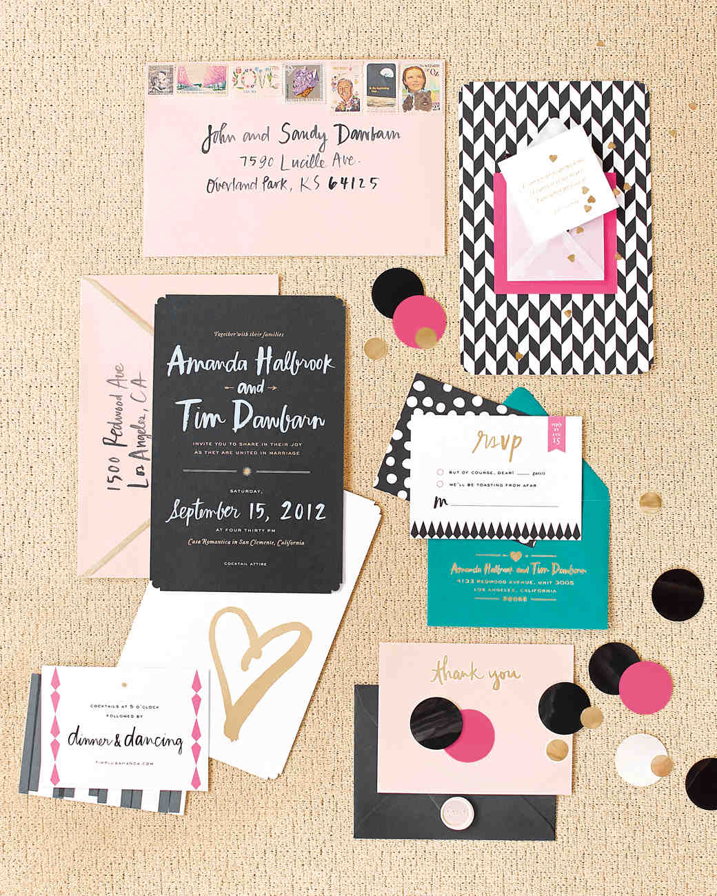 Stupendous Holiday Weekend When To Send Out Wedding Invites Be Wedding Invitation Etiquette Tips Martha Stewart When To Send Out Wedding Invitations Save Dates wedding When To Send Out Wedding Invites
