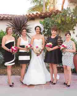 Especial Reasons To Love Mismatched Bridesmaids Look Martha Stewart Weddings Reasons To Love Mismatched Bridesmaids Look Martha Stewart Mismatched Bridesmaid Dresses Trend Mismatched Bridesmaid Dresse